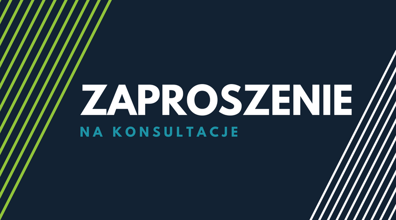 Konsultacje – lipiec 2020